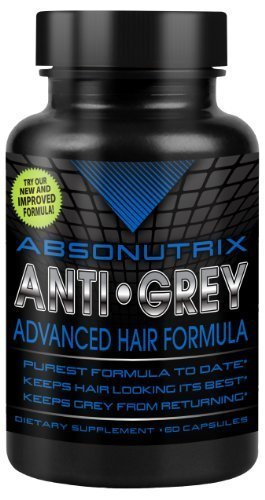 Anti Grey Hair