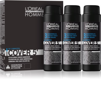 L Oreal Homme Cover