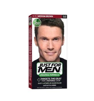 Just For Men H 35 dla łatwiejszego procesu odsiwiania