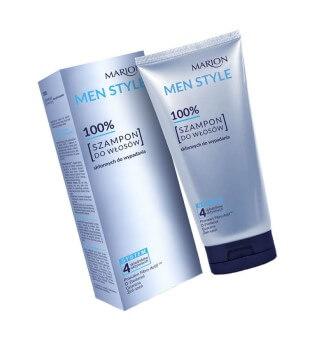 Marion Men szampon łagodzący objawy siwienia